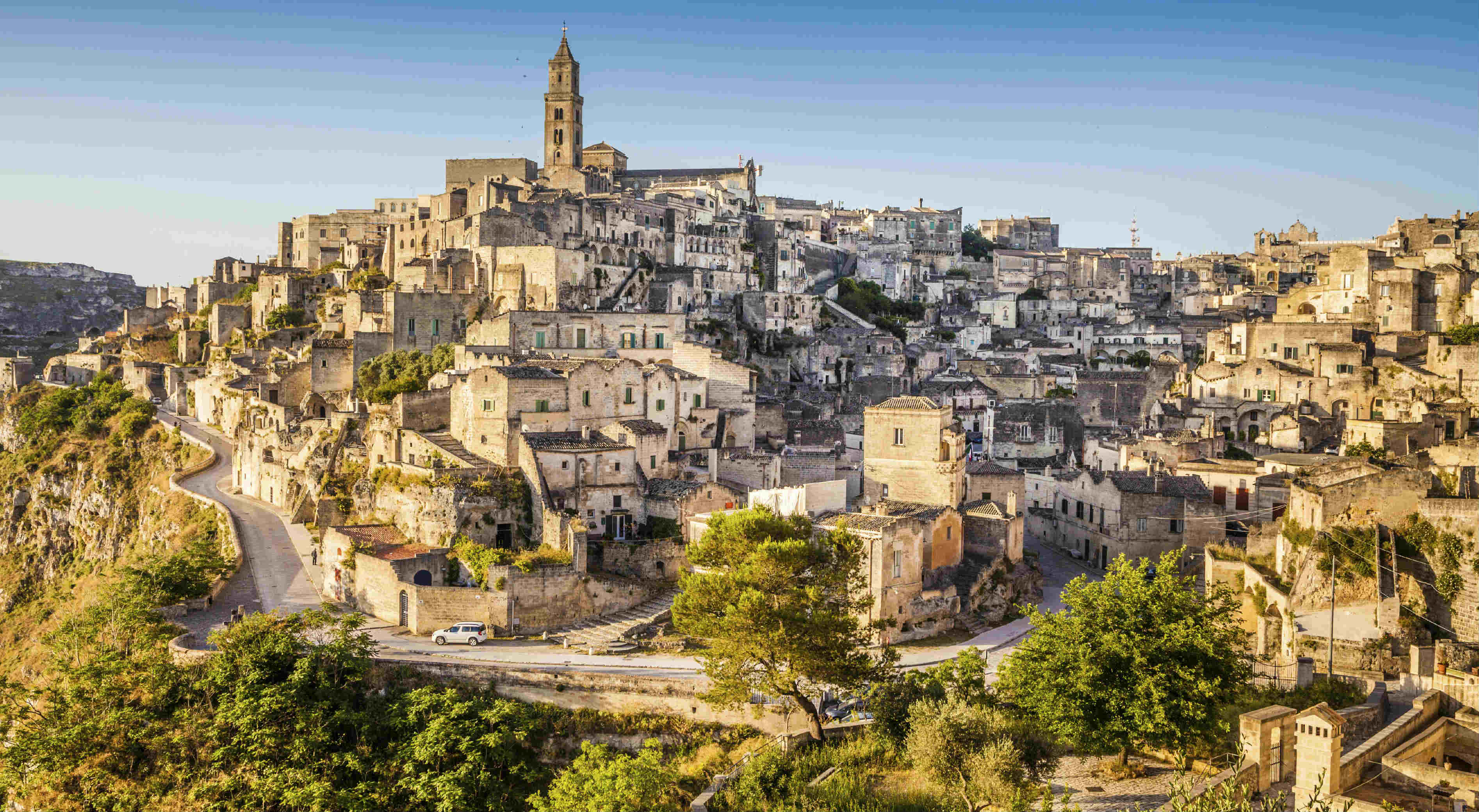 MATERA  is the 2019 European Capital of Culture